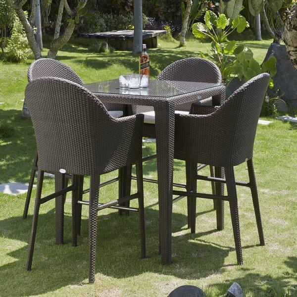 Kadon Bar Table by Bayou Breeze