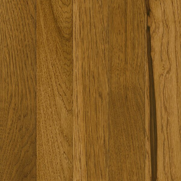Prime Harvest 2-1/4 Solid Hickory Hardwood Flooring in Sweet Tea by Armstrong Flooring