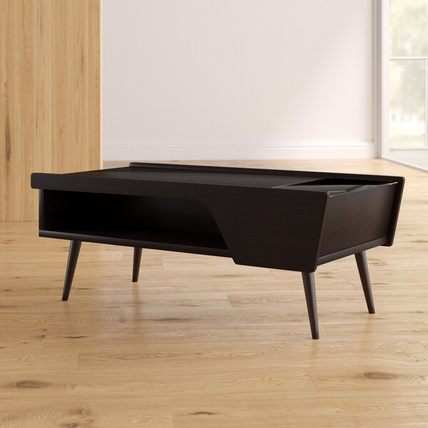 Sophie Coffee Table with Storage by Modern Rustic Interiors