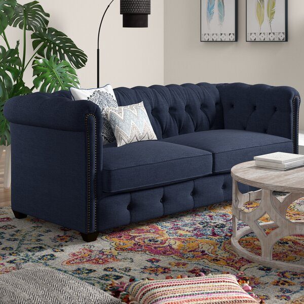 Swasey Chesterfield Sofa by Mercer41