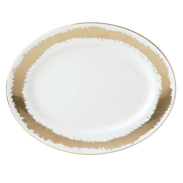 Casual Radiance Oval Platter by Lenox