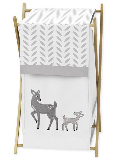 Forest Deer Laundry Hamper by Sweet Jojo Designs