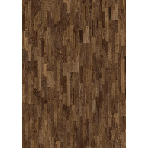 American Naturals 7-7/8 Engineered Walnut Montreal Hardwood Flooring by Kahrs