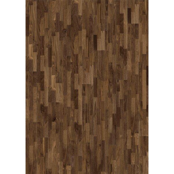 American Naturals 7-7/8 Engineered Walnut Montreal Hardwood Flooring by Kahrs