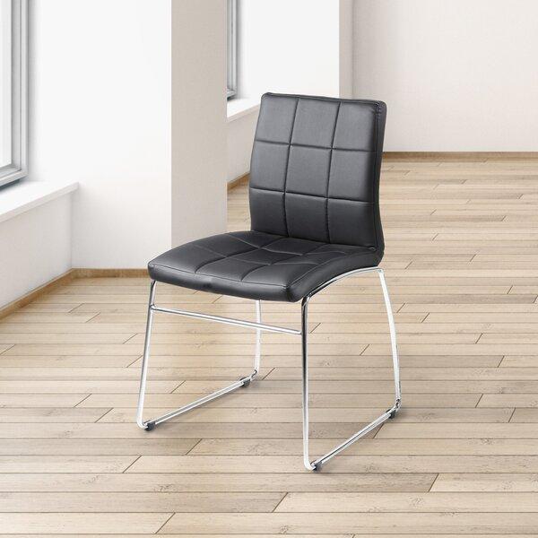 Amanda Upholstered Dining Chair (Set Of 4) By Wade Logan