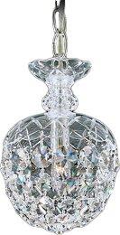 Olde World 1-Light Crystal Pendant by Schonbek