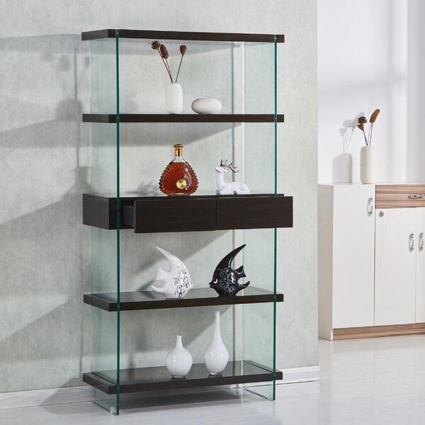 Lorilee Standard Bookcase by Orren Ellis