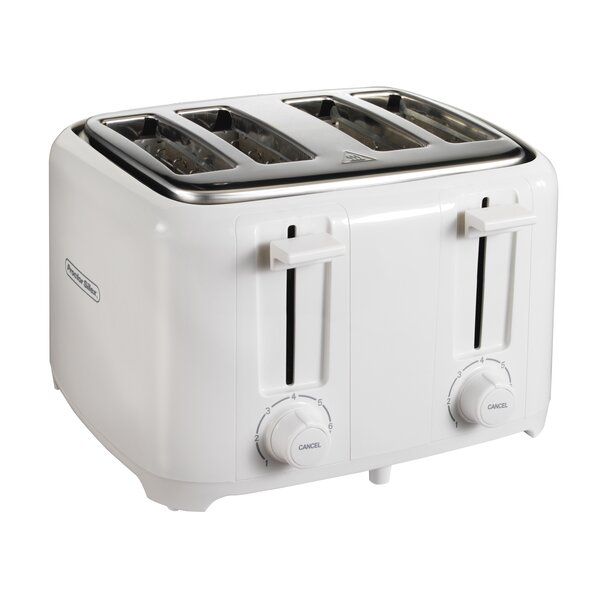 4 Slice Durable Toaster by Proctor-Silex