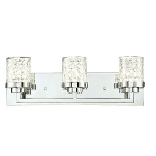 Compare prices Mantua 3-Light Vanity Light By Latitude Run