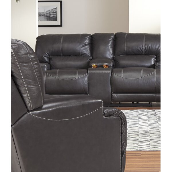 Thornhill Manual Recliner by Williston Forge