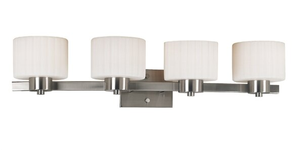 Newport 4-Light Vanity Light by Wildon Home ®