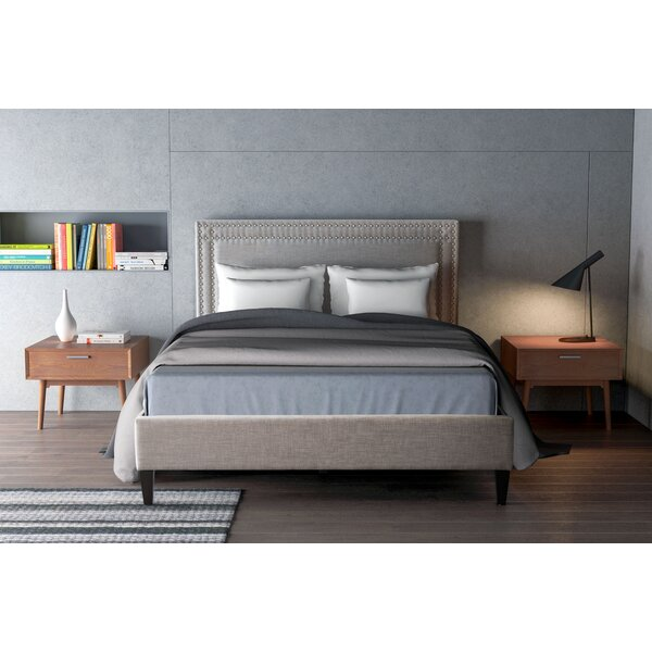 Rosita Upholstered Platform Bed by Willa Arlo Interiors