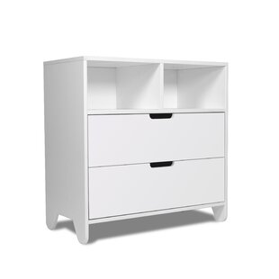 Hiya 2 Drawer Dresser by Spot on Square