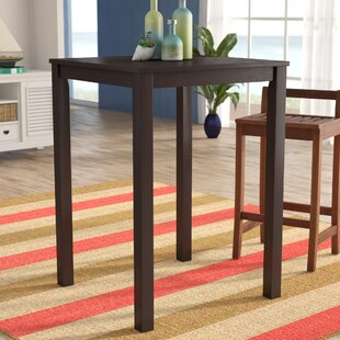 Bargain Hedgewick Pub Table by Beachcrest Home