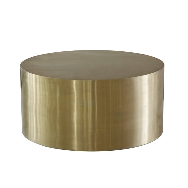 Cordoba Coffee Table by Lazzaro Leather