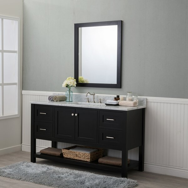 Whiting 60 Single Bathroom Vanity Set by Darby Home Co