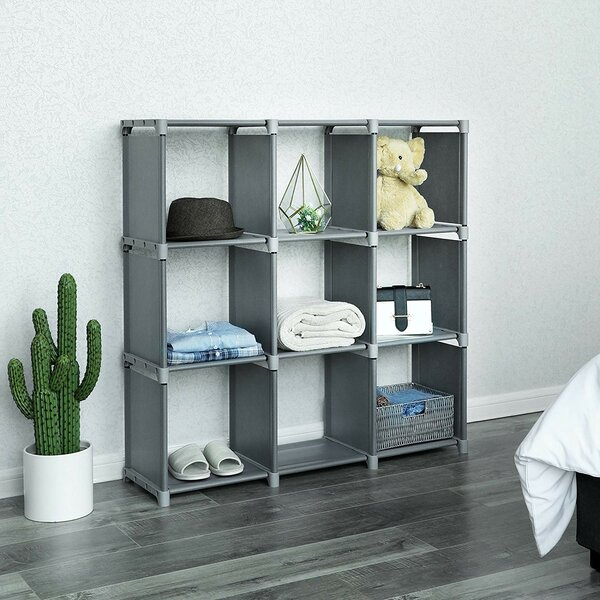 Falgoust 9 Storage Shelves Open Cube Bookcase By Red Barrel Studio