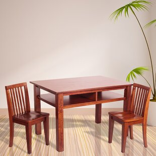 Compare prices Athena Newton Kids Table and Chair Set ByAFG Baby Furniture