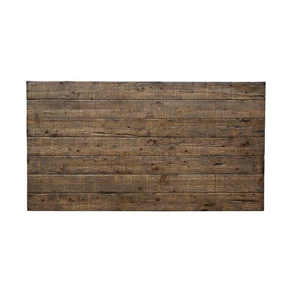 Mosca-Hooper Solid Wood Dining Table by Loon Peak Loon Peak
