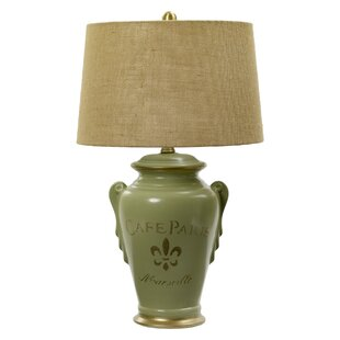 Best Reviews Paulina 29.5 Table Lamp By One Allium Way
