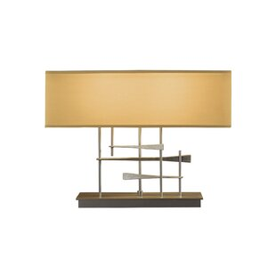 Read Reviews Cavaletti 15.3 Table Lamp By Hubbardton Forge