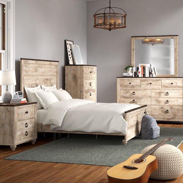 Tavistock Platform 5 Piece Bedroom Set by Three Posts Teen