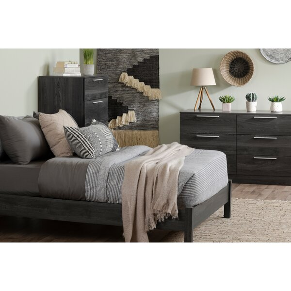 Step One Essential Platform Configurable Bedroom Set by South Shore