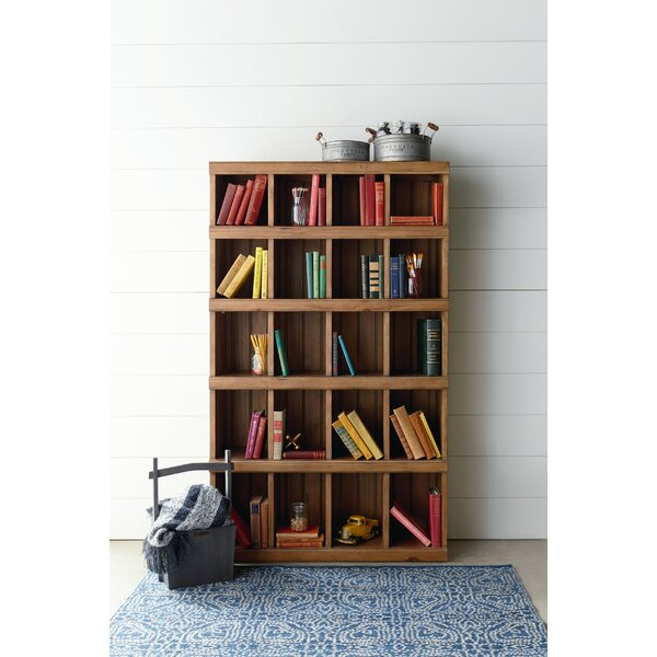 Classroom Cubby Bookcase In Chimney by Magnolia Home