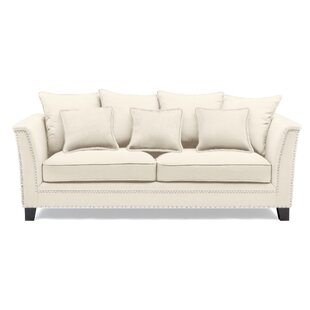 Creline Cream Sofa