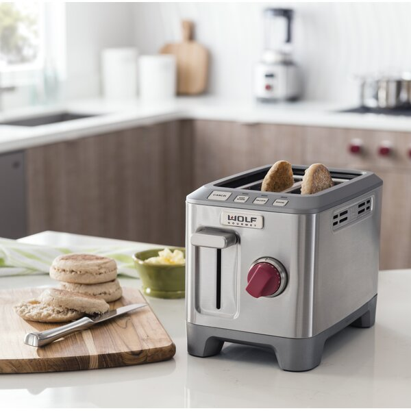 2 Slice Toaster by Wolf Gourmet