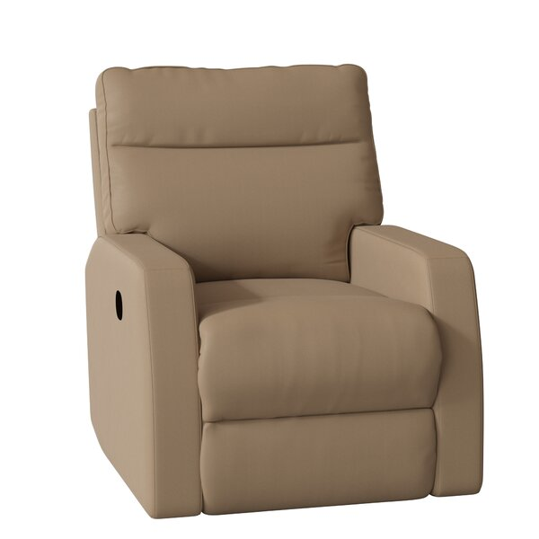 Vance Rocking Recliner by Wayfair Custom Upholstery™