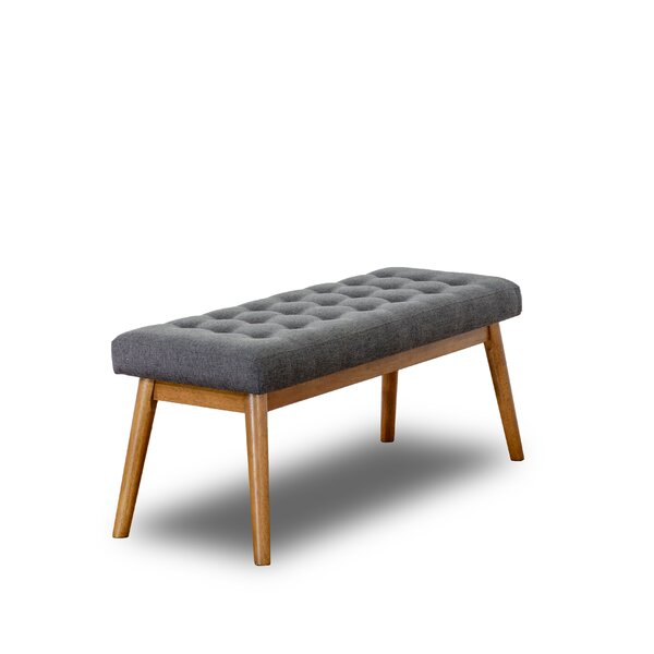 Dole Upholstered Bench By George Oliver