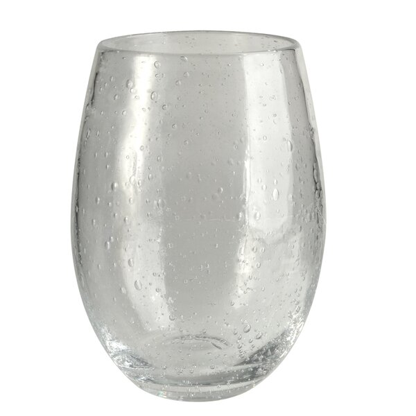 Candis Stemless Glass (Set of 4) by Beachcrest Home