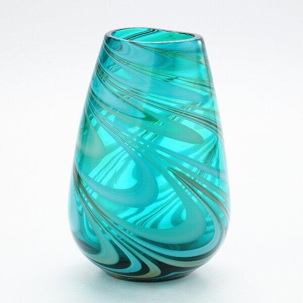Dark Teal Vases Wayfair