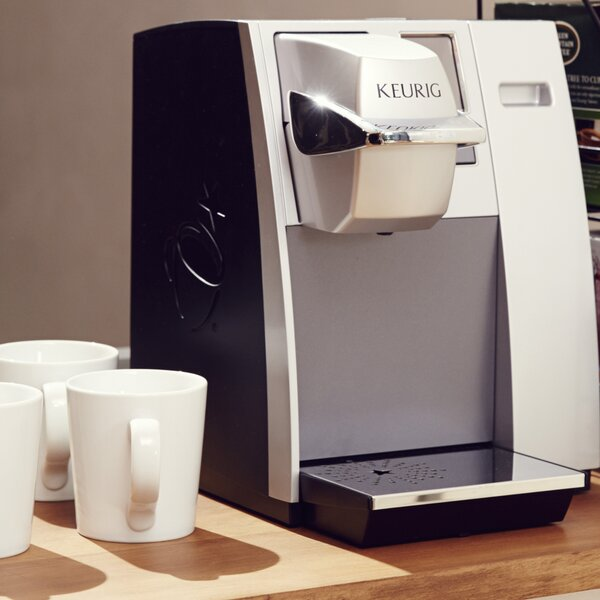 K155 Office Pro Single Cup Commercial K-Cup Pod Coffee Maker by Keurig