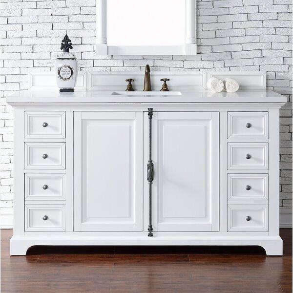 Ogallala 60 Single Bathroom Vanity Set by Greyleigh