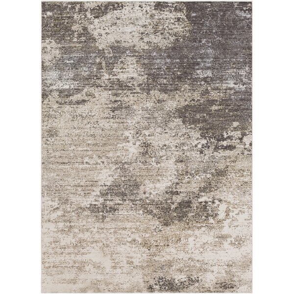 Granger Beige/Medium Gray Area Rug by Williston Forge