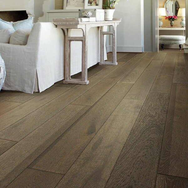 Scottsmoor Oak 7-1/2 Engineered White Oak Hardwood Flooring in Pasco by Shaw Floors