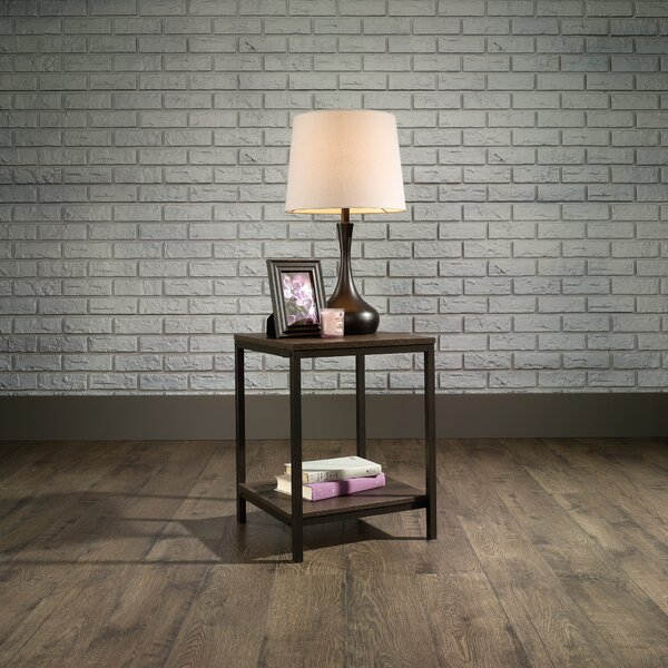 Bronson End Table With Storage By Laurel Foundry Modern Farmhouse