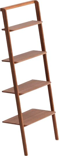Currant Ladder Bookcase by Greenington