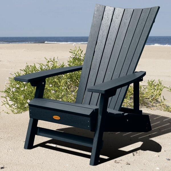 Pifer Plastic Folding Adirondack Chair by Breakwater Bay Breakwater Bay