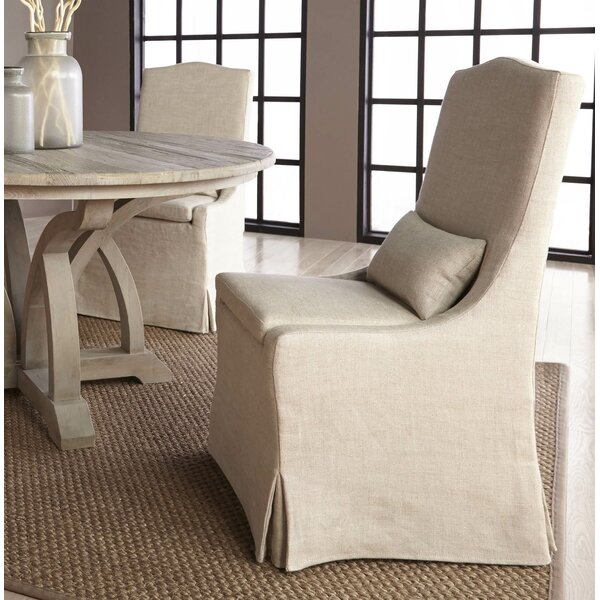 Collette Upholstered Dining Chair (Set of 2) by One Allium Way