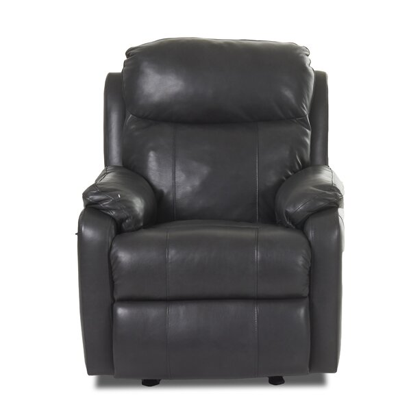 Torrance Recliner with Headrest and Lumbar Support by Red Barrel Studio Red Barrel Studio