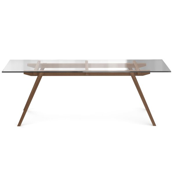Scully Solid Wood Dining Table by George Oliver George Oliver