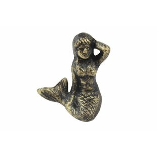 Mermaid Metal Decorative Objects You Ll Love In 2020 Wayfair