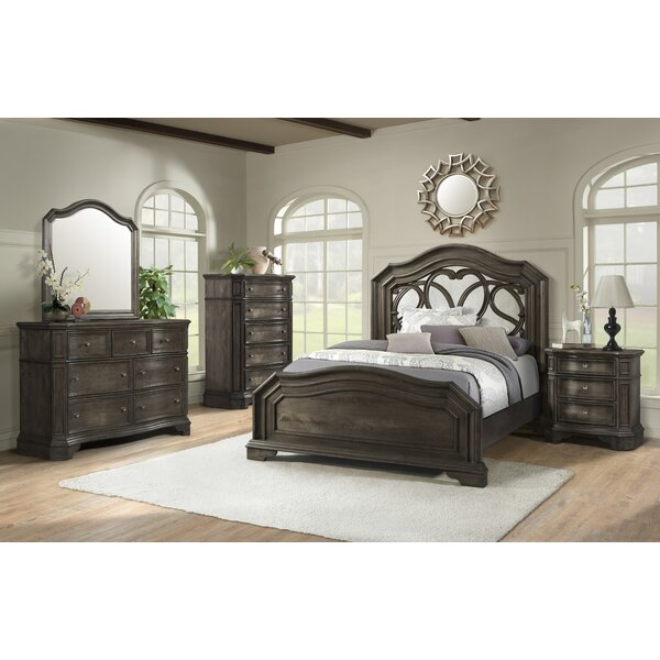 Cairns Standard Configurable Bedroom Set By Ophelia & Co. Great price