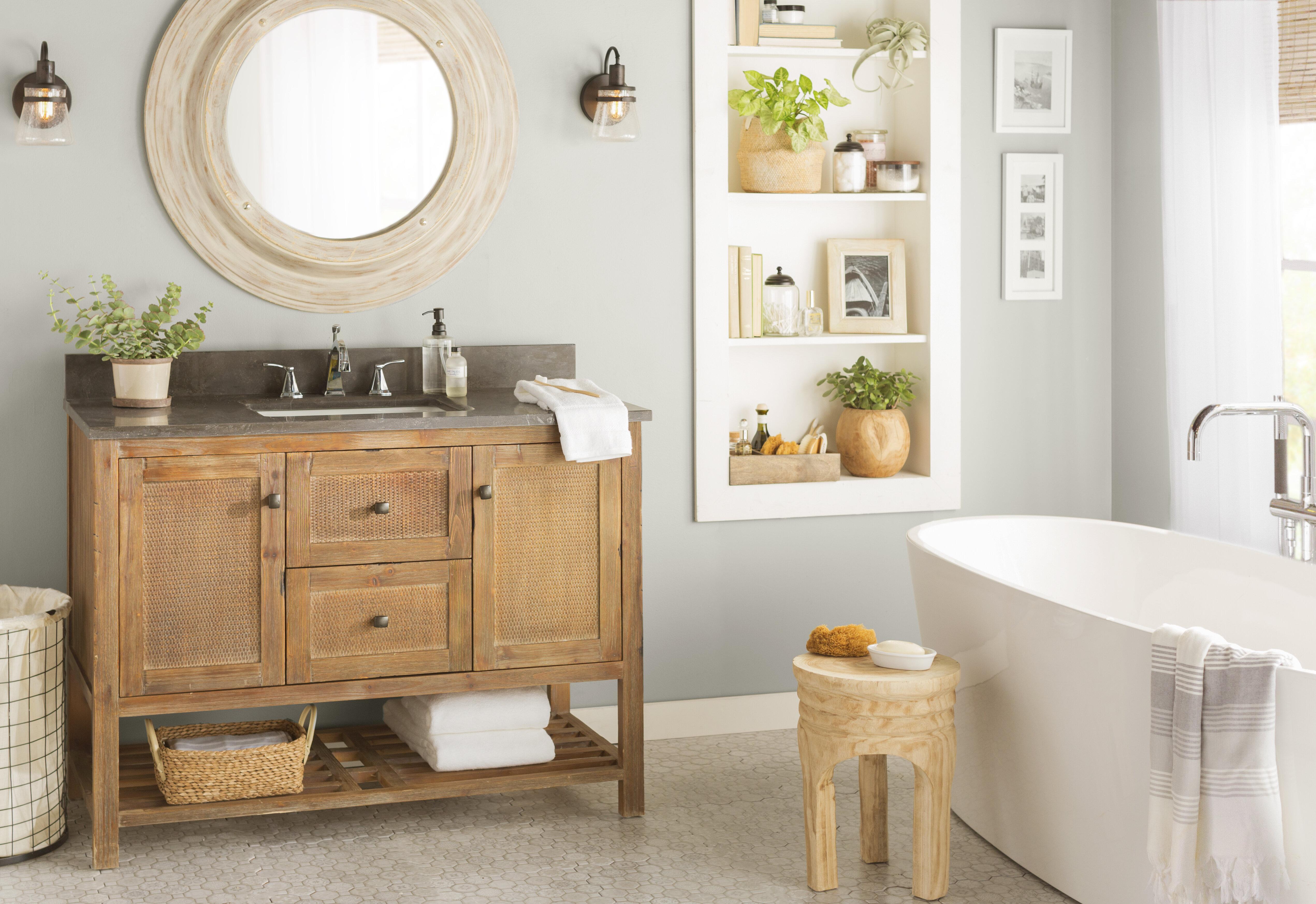 33 Beautiful Bathroom Remodel Pictures Ideas Wayfair