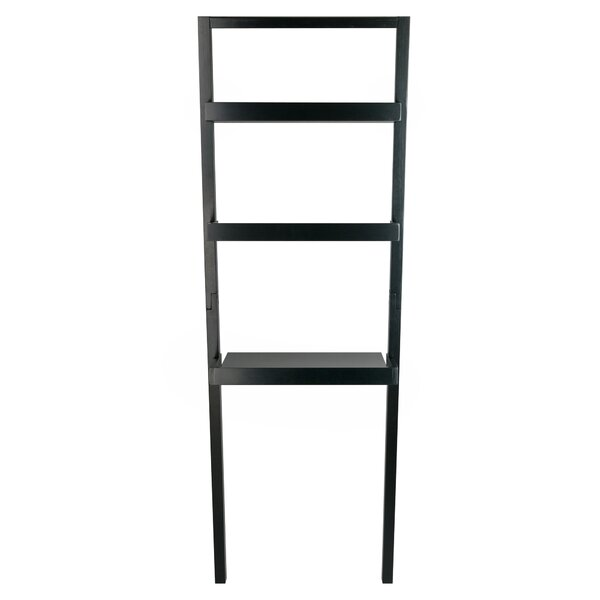 Spurrier Leaning Ladder Bookcase by Ebern Designs