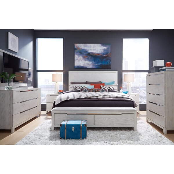 Isse West Platform Configurable Bedroom Set by Brayden Studio