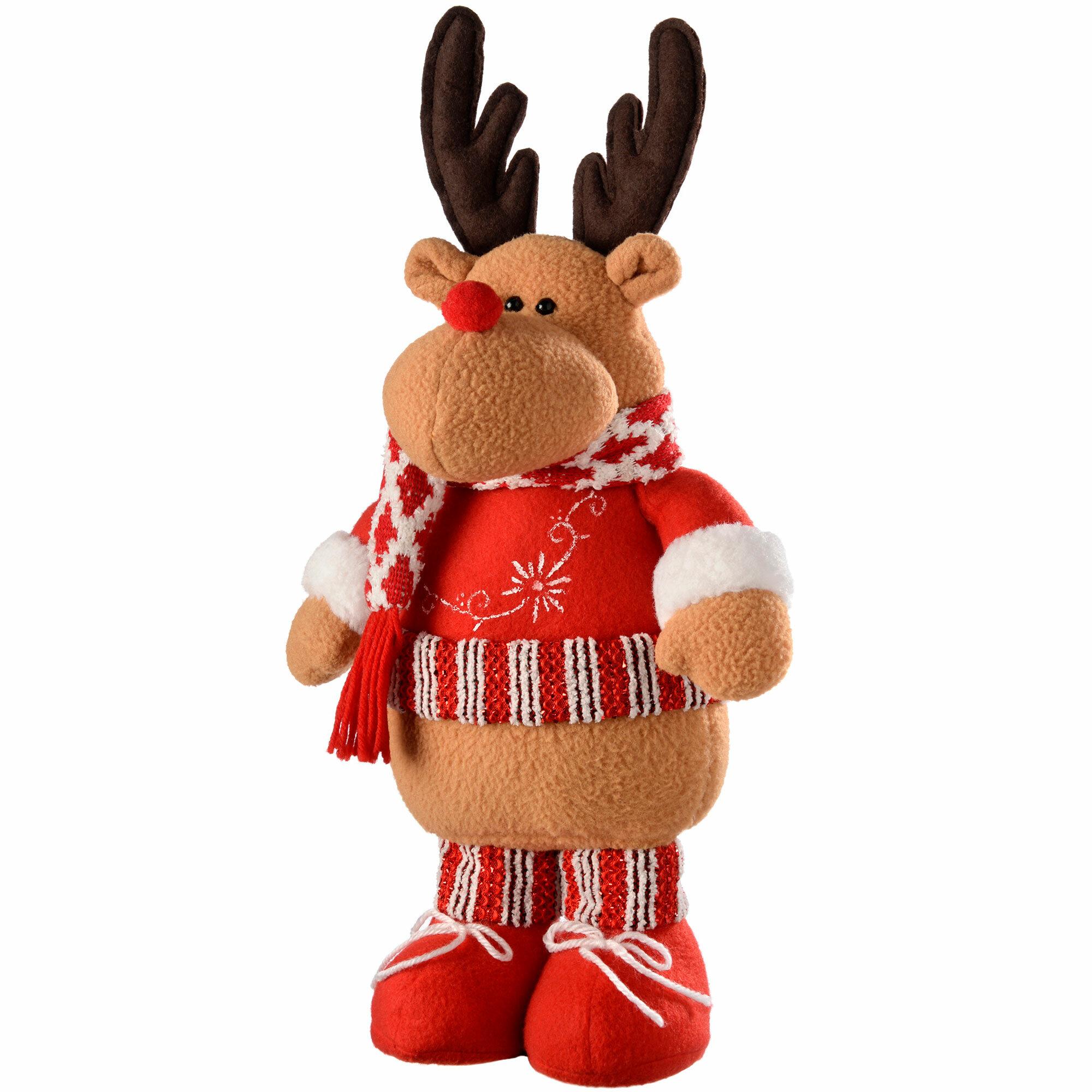 Christmas Reindeer.Free Standing Christmas Reindeer